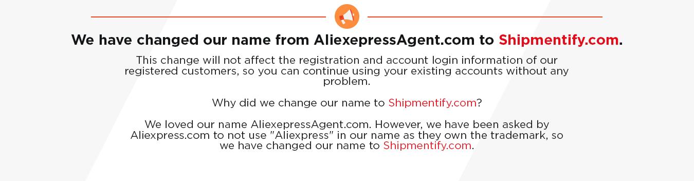 shipmentify-Announcement